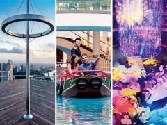 3-in-1 Attractions Promotion at Marina Bay Sands
