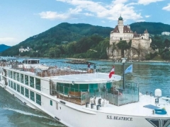USD 1,000 off per cabin at Uniworld Boutique River Cruises with Citi Card