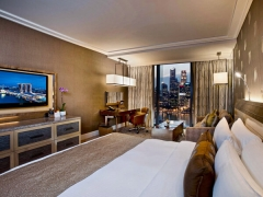10% off best available room rates at Marina Bay Sands Singapore