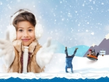 2 Adults + 3 Children (2 hrs snow play) @ $60 nett
