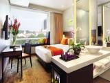 25% off Bed & Breakfast Package Rate at Park Regis Singapore
