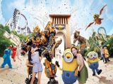 Mastercard® Exclusive: Universal Studios Singapore Adult Dated One-Day Ticket with Meal Voucher and Notebook/10th Anniversary Towel at SGD81