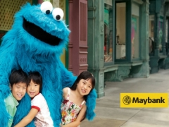 Maybank Exclusive: Universal Studios Singapore Child Ticket + FREE Ice-cream from SGD55 (Save up to 10%)