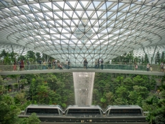 Enjoy 15% off Jewel Changi Airport Canopy Park Attractions Bundle Packages by ICBC cards