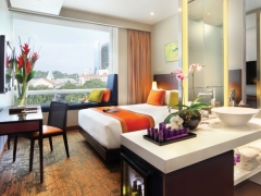 Frontliners Care Package at Park Regis Singapore