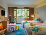 Enjoy Family Fun with up to 50% discount on your second room at Swissotel Merchant Court