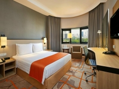Book Now, Pay Later and save up to 5% off Best Flexible Rate at Holiday Inn Singapore Atrium