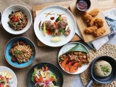 Gastronomic Takeaway  from The Square @Furama and Kintamani Indonesian Restaurant at Furama Riverfront