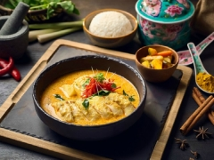 Embark on a journey around  Asian Delights at Pacific Marketplaces