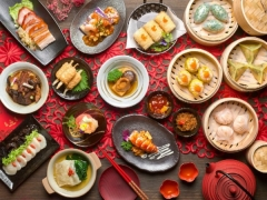 The Ultimate Weekend Dim Sum Brunch Buffet at Pan Pacific Singapore
