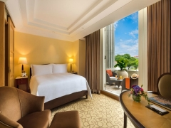 Perfect Weekday Siesta Getaway starting from SGD 299 at The Fullerton Hotel Singapore