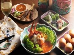 Set Dinner at The Lobby Lounge at Shangri-La Hotels and Resorts