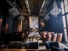 Private Dining Experience at InterContinental Singapore Robertson Quay