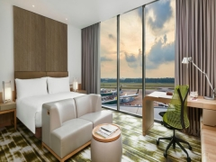 Stay. Shop. Play! Room Package at Crowne Plaza Changi Airport