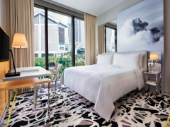 Enjoy Up To 20% Off Long Stay Privileges at JW Marriott Hotel Singapore South Beach