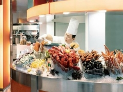 Dine & Splash at Shangri-La Hotel, Singapore