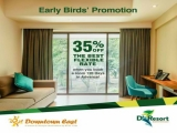 Book in advance and get UP TO 35% OFF the Best Flexible Rate at D'Resort @ Downtown East