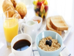 Stay for Breakfast at St. Regis Singapore