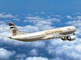 Etihad Airways Singapore to London