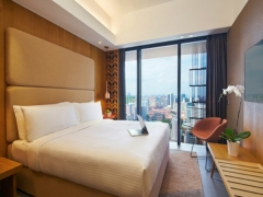 Enjoy more than 35% Savings Serviced Apartment Long Stays at Oasia Hotel with Far East Hospitality