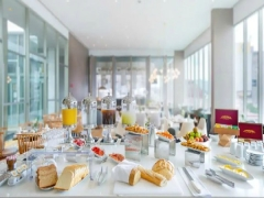 Breakfast Included - Enjoy daily breakfast for two! at Hilton Hotels & Resorts Singapore