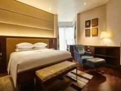 Change of Seasons, Change of Scenery at Grand Hyatt Singapore