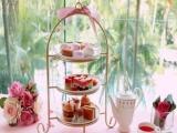 Pink Hope High Tea at The Lobby Lounge at Shangri-La Hotels and Resorts