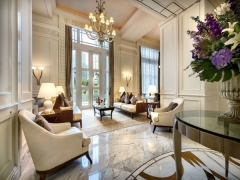 Suite Compliments at The Fullerton Hotel Singapore