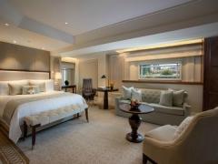 Straits Club Indulgence at The Fullerton Bay Hotel Singapore