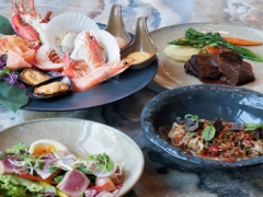La Brasserie's Le brunch by the bay at The Fullerton Hotel Singapore