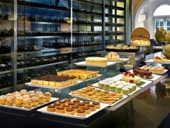 Dessert Buffet with Mao Shan Wang and D24 Durian Delights at Coffee Lounge at Goodwood Park Hotel Singapore