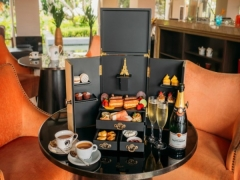 French Classic High Tea at LeBar at Sofitel Singapore Sentosa Resort & Spa