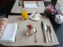 Bed & Breakfast at Mandarin Oriental Singapore