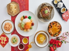 Free Delivery* With S$100 Spent On Food Takeaway! at York Hotel Singapore