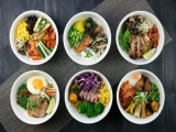 White Rose Cafe Presents Six Flavourful Super Grain Bowls for a Satisfying All-in-One meals at York Hotel Singapore