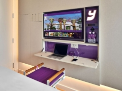 Work from home @ YOTEL Singapore