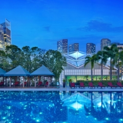 Discover the First Garden-in-a-hotel at PARKROYAL COLLECTION Marina Bay
