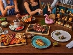 Hilton Foodie Staycation Experiences at Hilton Singapore