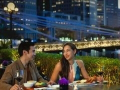 Taste the Good Life at The Fullerton Hotel Singapore