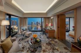 One for One Suite at Mandarin Oriental Singapore
