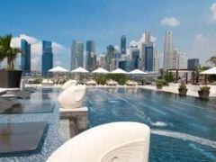 Staycation at Mandarin Oriental Singapore