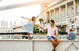 Save Up to 40% at The Fullerton Hotel Singapore