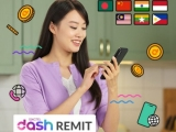 Get SGD10 cashback on your first 2 remittance transactions