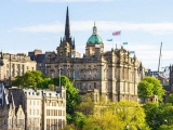 Great airfares for your flight from Singapore to Edinburgh
