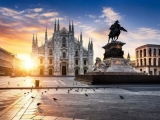 Fly from Singapore to Milan with Qatar Airways