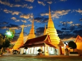 Fly from Singapore to Bangkok