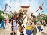 Resorts World Sentosa: Universal Studios Singapore - Enjoy 10% savings every time you book a VIP Experience with your CIMB Mastercard Card