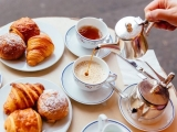 Enjoy complimentary breakfast for 2 each stay!