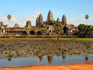 4D Cambodia Angkor Wat