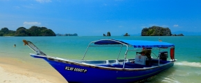 3D / 4D Langkawi Free & Easy Package